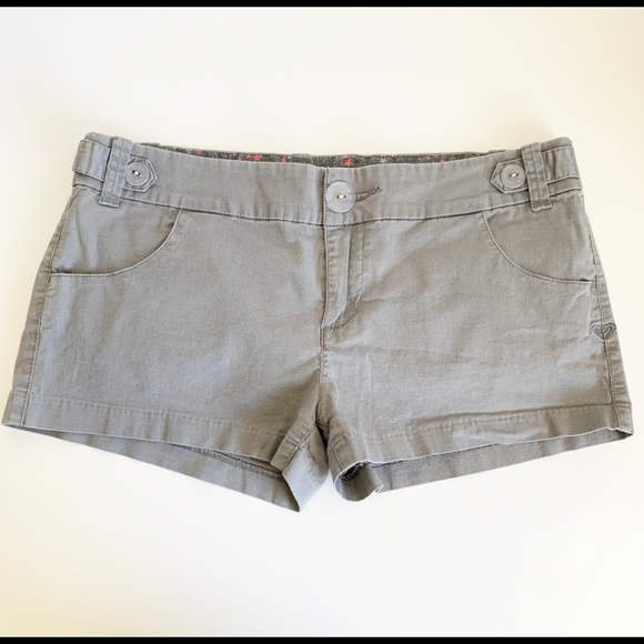 Roxy Pants - Gray Roxy Shorts
